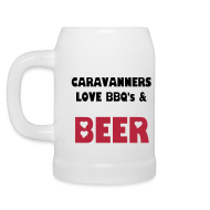 Mugs & Drinkware ~ Beer Mug ~ Beer Mug -  love BEER