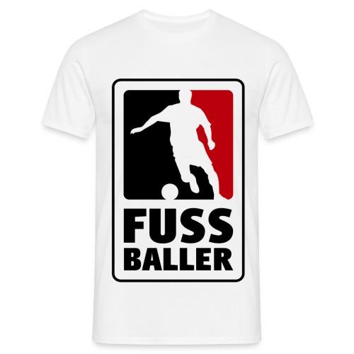 Fussballer - Männer T-Shirt