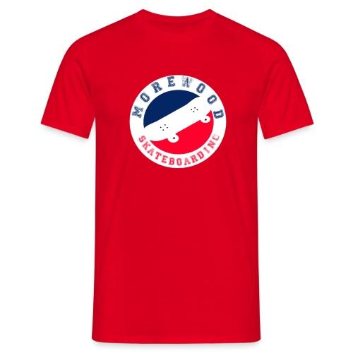 MW Skate Logo - Männer T-Shirt