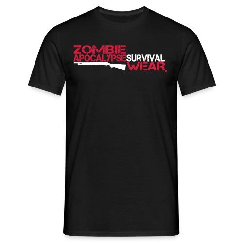 Z.A. Wear Survival - Shirt black - Männer T-Shirt