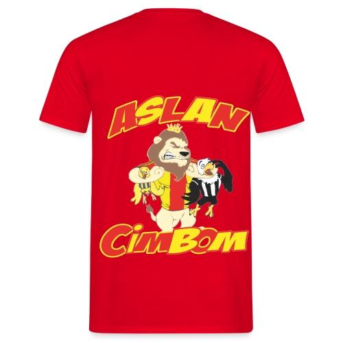 Galatasaray - Männer T-Shirt