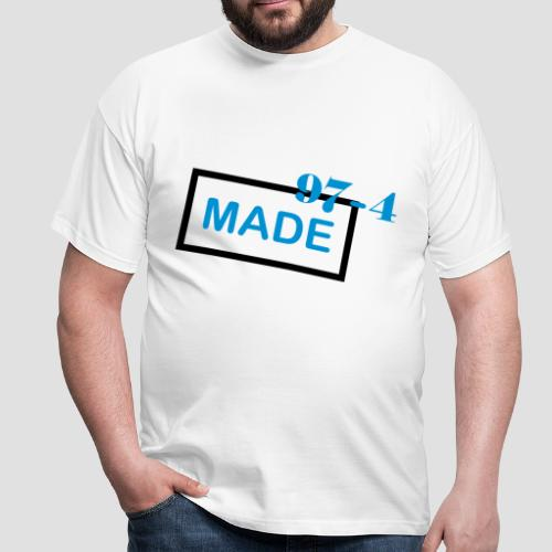 Tee shirt basique Femme made in 974 - Réunion - T-shirt Homme