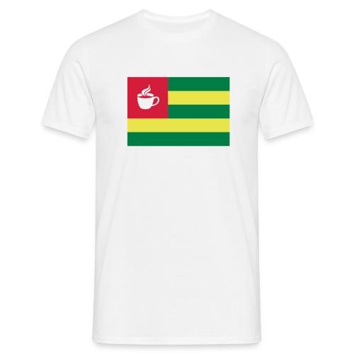 Coffee Togo - Männer T-Shirt
