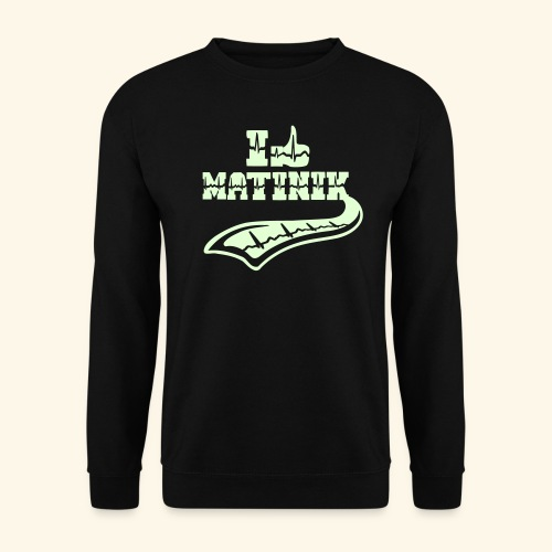 I LIKE MATINIK - Sweat-shirt Homme