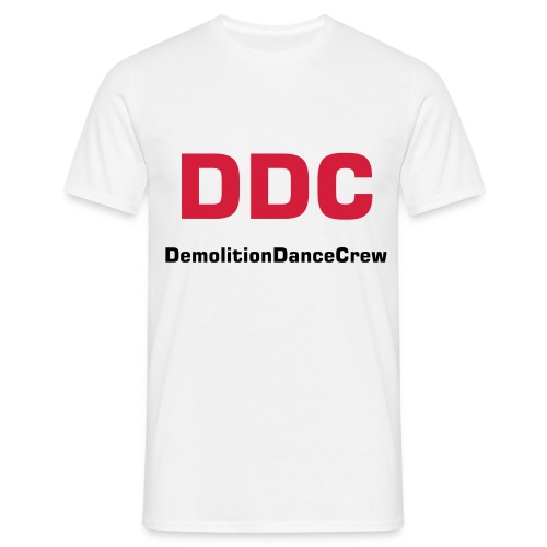 The Old School DDC Named Tee - Men's T-Shirt