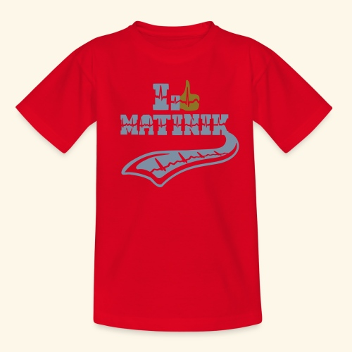I LIKE MATINIK - T-shirt Enfant