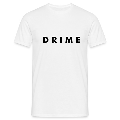 Drime - T-skjorte for menn