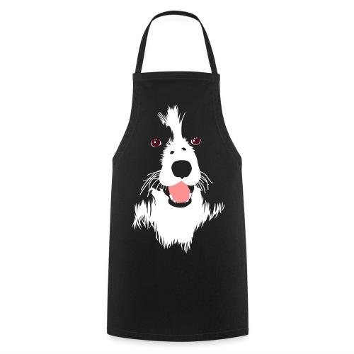 Face de chien - Tablier de cuisine