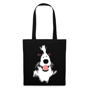 Face de chien - Tote Bag