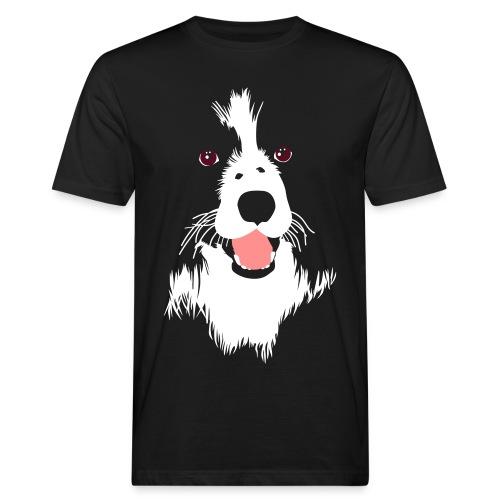 Face de chien - T-shirt bio Homme