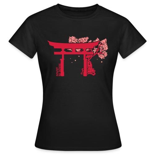 zeitlos Japan - Frauen T-Shirt