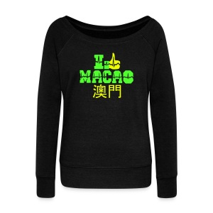 I LIKE MACAO PULSE Sweat-shirts - Pull Femme col bateau de Bella