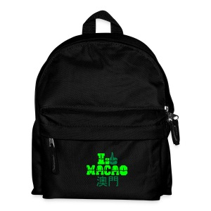 I LIKE MACAO 澳門 - Kids' Backpack