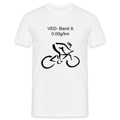 VED Band A - Men's T-Shirt