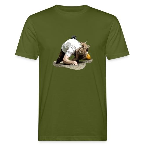 Boulderer Men Organic - Men's Organic T-Shirt