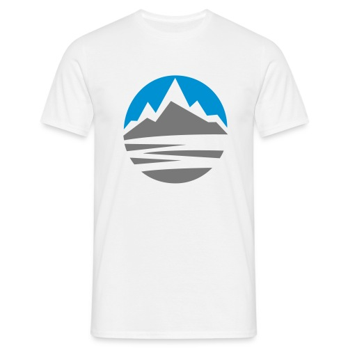 Mountain for him - Men's T-Shirt