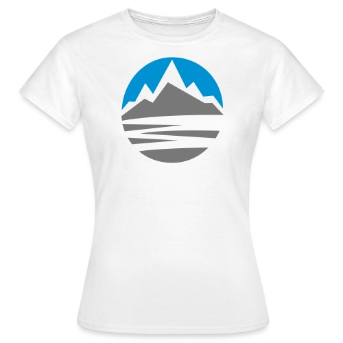 Mountain for her - Women's T-Shirt