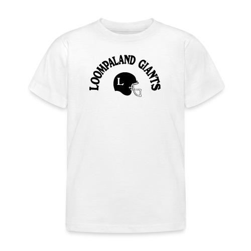 Willy Wonka heeft een team (kids) - Kinderen T-shirt