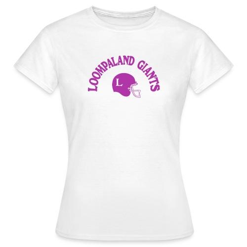 Willy Wonka heeft een team (dames) - Vrouwen T-shirt