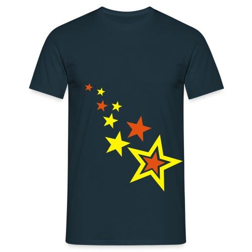 Stars - T-shirt herr