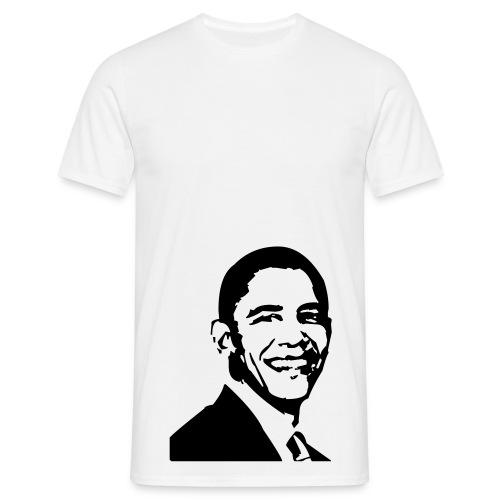 Obama - T-shirt herr