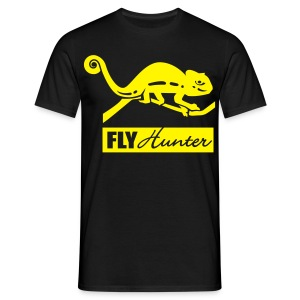 fly hunter - Men's T-Shirt