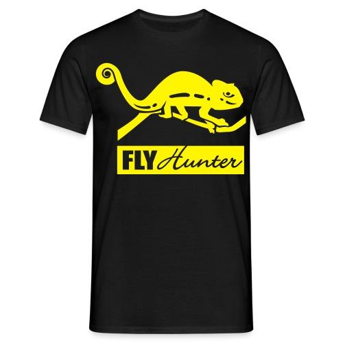 fly hunter - Men's T-Shirt