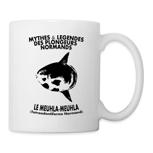 Meuhla-Meuhla-Mug - Mug blanc