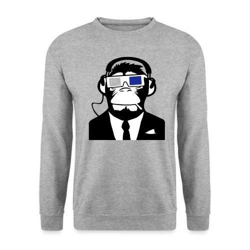 Boss monkey  - Men's Sweatshirt