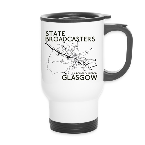 Pop Group From Glasgow - Travel Mug