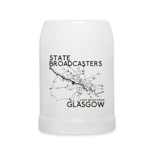 Pop Group From Glasgow - Beer Mug