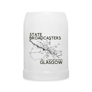 Pop Group From Glasgow - Beer Mug