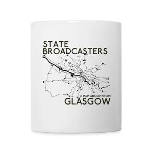 Pop Group From Glasgow - Mug