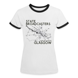 Pop Group From Glasgow - Women's Ringer T-Shirt