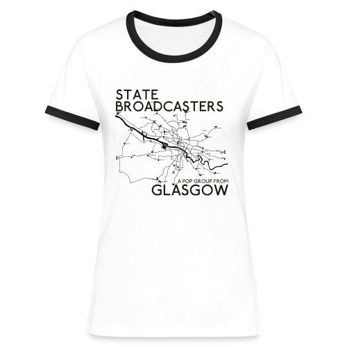 Pop Group From Glasgow - Women's Ringer T-Shirt