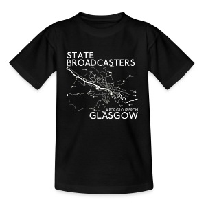 Pop Group From Glasgow - Kids' T-Shirt