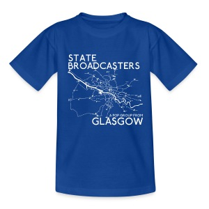 Pop Group From Glasgow - Teenage T-shirt