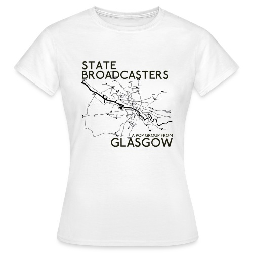 Pop Group From Glasgow - Women's T-Shirt