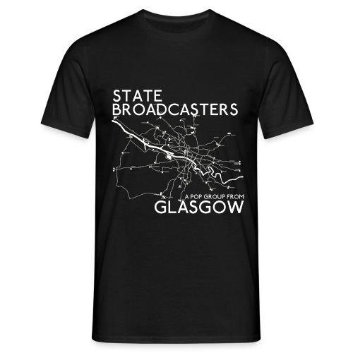 Pop Group From Glasgow - Men's T-Shirt