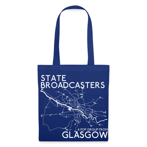 Pop Group From Glasgow - Tote Bag