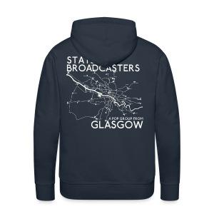 Pop Group From Glasgow - Men's Premium Hoodie