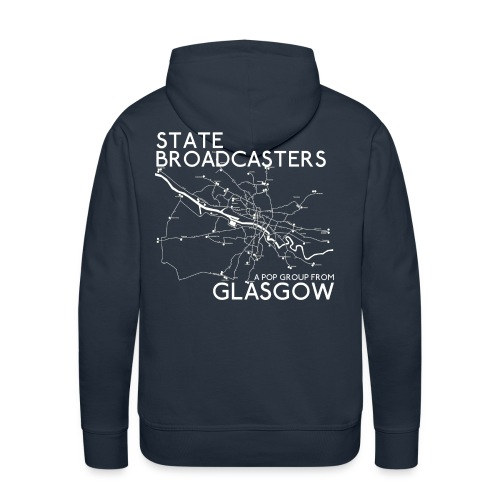Pop Group From Glasgow - Men's Premium Hoodie