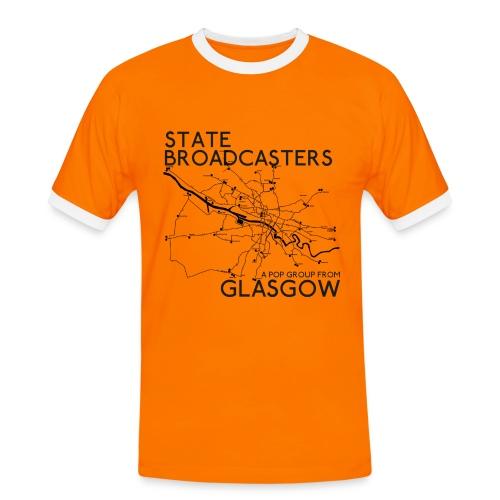 Pop Group From Glasgow - Men's Ringer Shirt