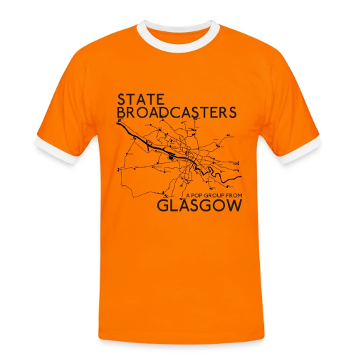 Pop Group From Glasgow - Men's Ringer Shirt