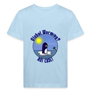 Waltux Le Pingouin pour les gamins - T-shirt bio Enfant