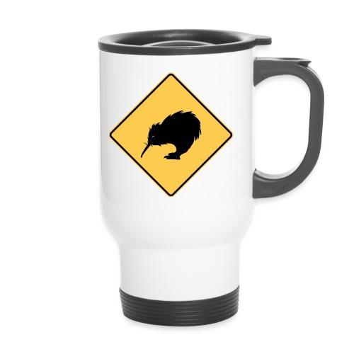Kiwi en danger ! - Mug thermos