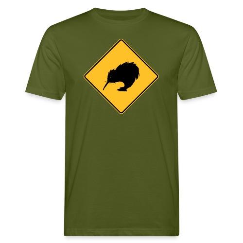 Kiwi en danger ! - T-shirt bio Homme