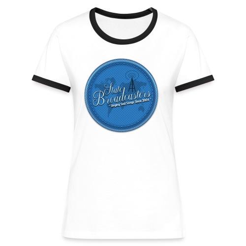 Singing Sad Songs Since 2004 - Women's Ringer T-Shirt