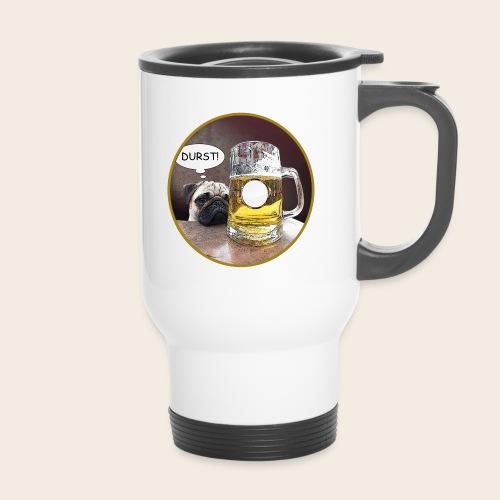 Mops Durst Trinkbecher - Thermobecher
