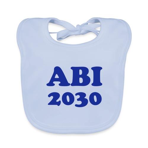 Bio-Lätzchen Abi 2030 - Baby Bio-Lätzchen